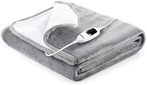 MaxKare Heizdecken fürs Bett mit Abschaltautomatik : tolle